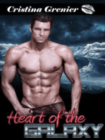 Heart of the Galaxy (Paranormal Romance Aliens)