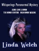 Whisperings Paranormal Mystery Along Came a Demon The Demon Hunters Dead Demon Walking