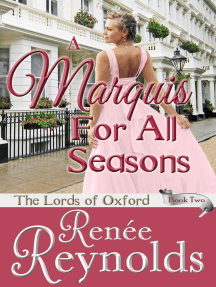 A Marquis For All Seasons: The Lords of Oxford, #2