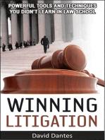 Winning Litigation