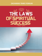 Laws of Spiritual Success (Volume One)
