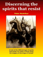 Discerning the Spirits that Resist