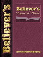 The Believer's Topical Bible