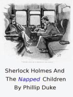 Sherlock Holmes And the Napped Children