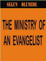 The Ministry of an Evangelist