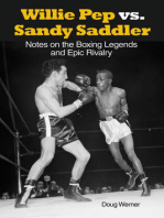 Willie Pep vs. Sandy Saddler