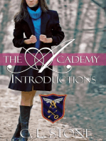 The Academy - Introductions