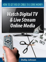 How to Get Rid of Cable TV & Save Money
