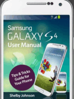 Samsung Galaxy S4 User Manual