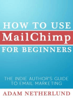How to Use MailChimp for Beginners