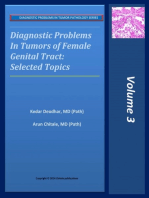 Diagnostic Problems in Tumors of Female Genital Tract: Selected Topics