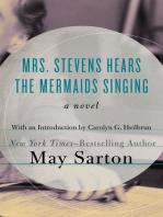 Mrs. Stevens Hears the Mermaids Singing