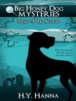 Curse of the Scarab ~ Big Honey Dog Mysteries