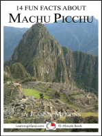 14 Fun Facts About Machu Picchu