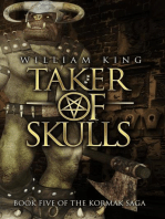 Taker of Skulls (Kormak Book Five)