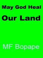 May God Heal Our Land