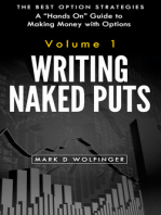 Writing Naked Puts