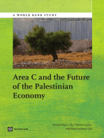 Area C and the Future of the Palestinian Economy
