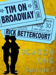 Tim on Broadway