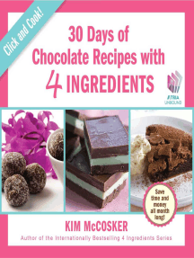 30 Days of Chocolate with 4 Ingredients