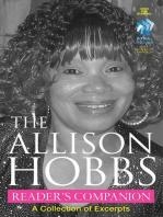 The Allison Hobbs Reader's Companion