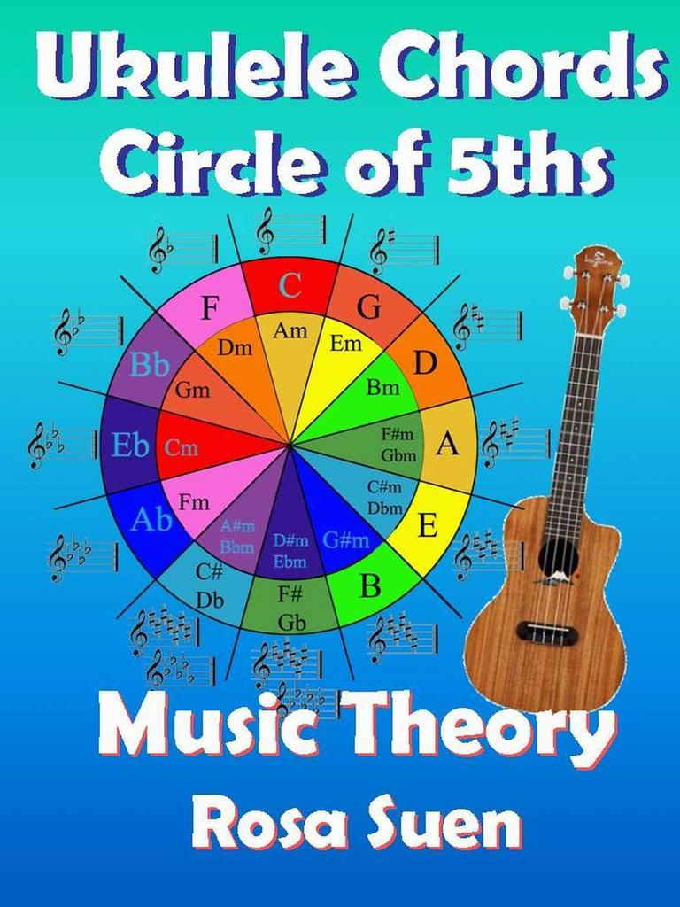 Music Theory Ukulele Chord Theory Circle Of Fifths Learn Piano With Rosa By Rosa Suen