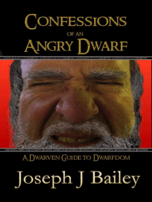 Confessions of an Angry Dwarf: EA'AE, #4