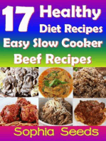 17 Healthy Diet Recipes - Easy Slow Cooker Beef Recipes