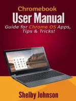 Chromebook User Manual
