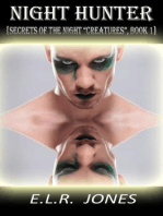 "Night Hunter (Secrets of the Night ""Creatures"", #1)"