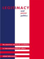 Legitimacy and Power Politics