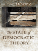 The State of Democratic Theory