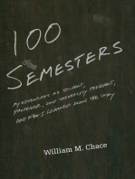 One Hundred Semesters