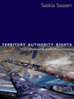 Territory, Authority, Rights