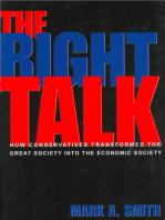 The Right Talk