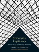 Democratic Legitimacy
