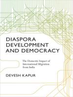 Diaspora, Development, and Democracy