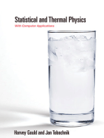 Statistical and Thermal Physics