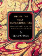 Hegel on Self-Consciousness