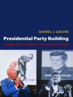 Presidential Party Building