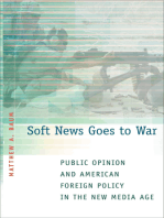 Soft News Goes to War