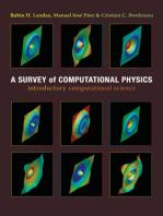 A Survey of Computational Physics