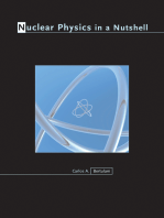 Nuclear Physics in a Nutshell