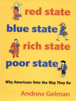 Red State, Blue State, Rich State, Poor State