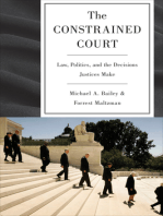 The Constrained Court