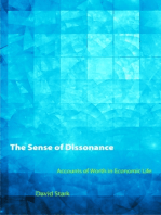 The Sense of Dissonance