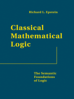 Classical Mathematical Logic