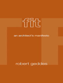 Fit: An Architect's Manifesto