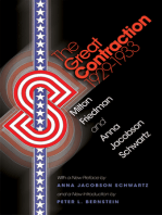 The Great Contraction, 1929-1933: New Edition