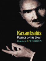 Kazantzakis, Volume 2
